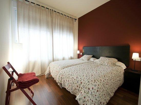 Apartamentos Murallas de Sevilla: Dormitorio 2
