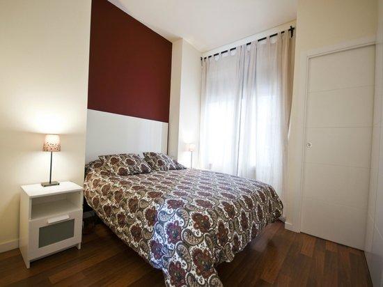 Apartamentos Murallas de Sevilla: Dormitorio