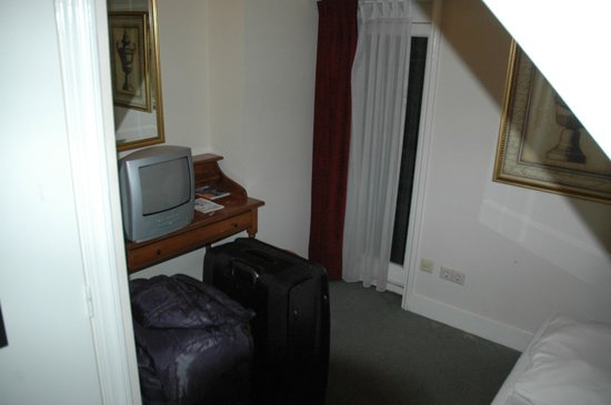 Hotel Alfa Plantage: spazio dove poter rimanere all'impedi
