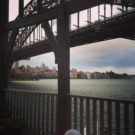 Pier One Sydney Harbour, Autograph Collection : View from balcony