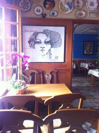 Montes, un restaurante fiel a si mismo...