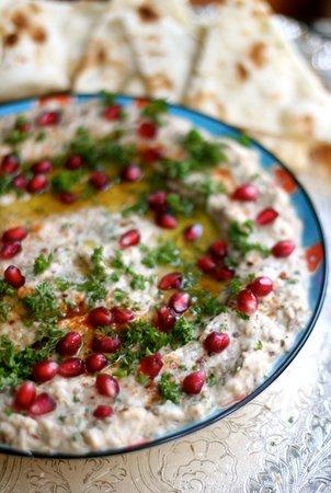 Baba Ganoush Shawarma