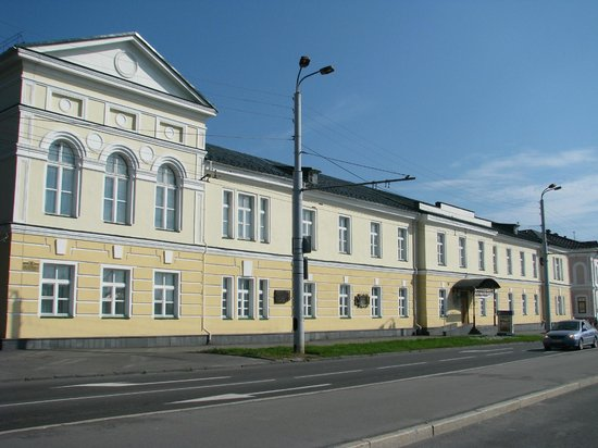 The Museum Of Fine Arts of the Republic of Karelia