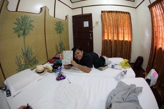 Tioman Paya Resort : How the room looked like