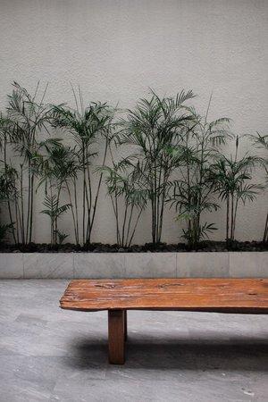 COMO Metropolitan Bangkok : the greens