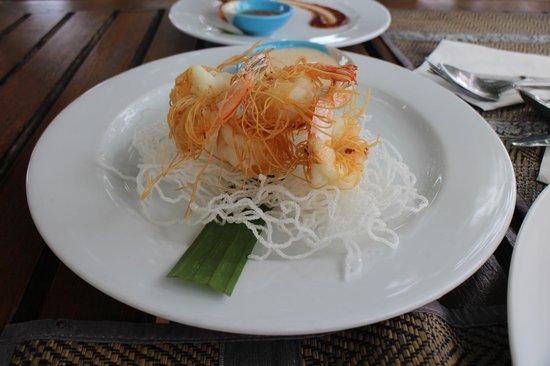 GLOW Elixir Koh Yao Yai: krewetki tygrysie