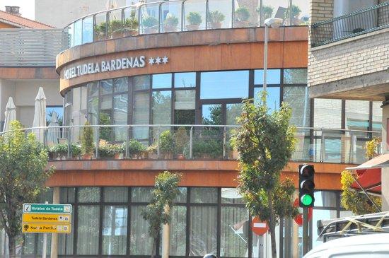Hotel Tudela Bardenas : vista exterior