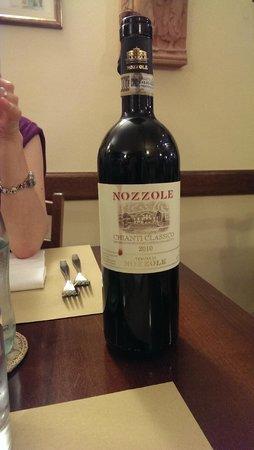 Locanda Il Gallo : Nozzole - verry good choice