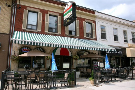 Budapest dining room tavern london restaurant reviews for 8 cuisine london ontario