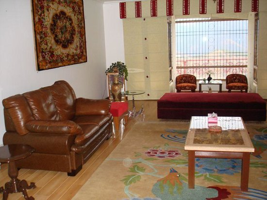 Aapo Aap Home Stay: Lounge