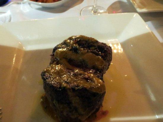 Sosta Argentinean Restaurant : 350g Rinderfilet