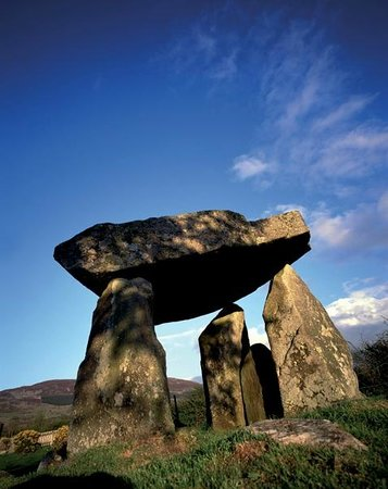 Dufferin Coaching Inn: Legananny Dolmen