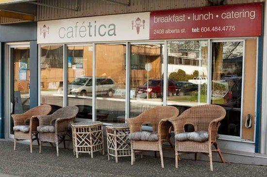 Cafe Tica Ltd