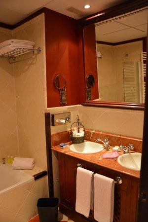 Vincci La Rabida Hotel: SDB