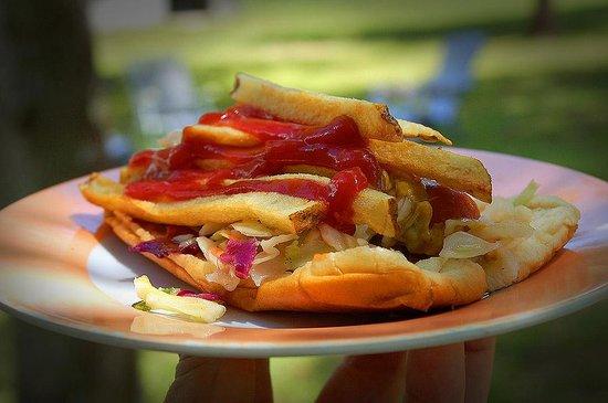 Hot Dog Hochelaga