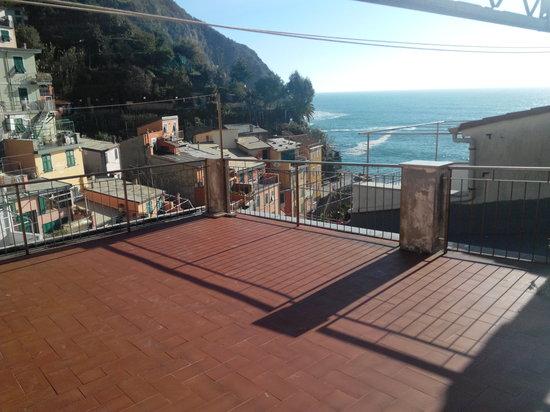 Rio Rooms: foto terrazzo 2° sol.