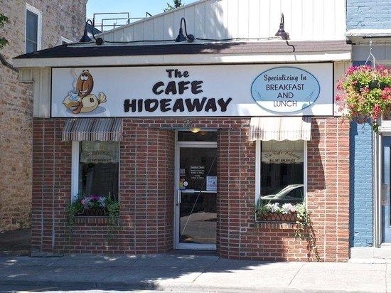 Cafe Hideaway Foto