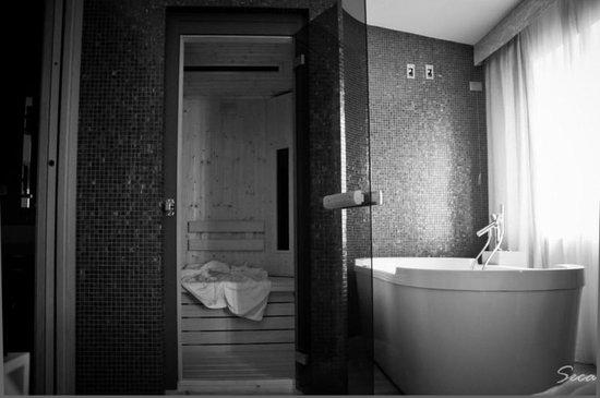 Hotel Aquila d'Oro : Junior Suite Ferrari