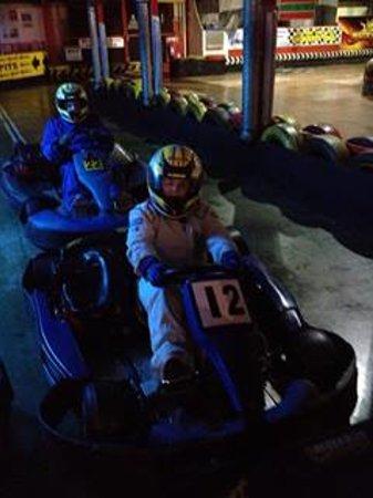 Go karting ballymena