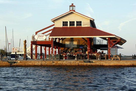 The Pier Bbq and Patio