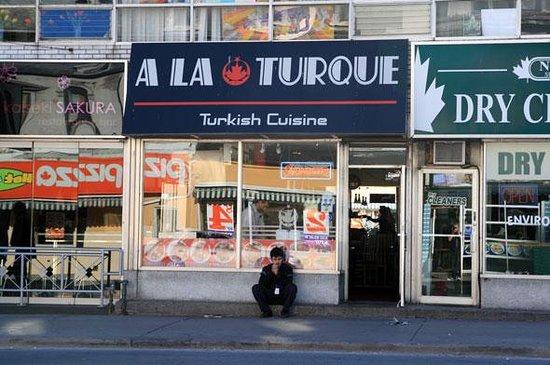 A la Turque