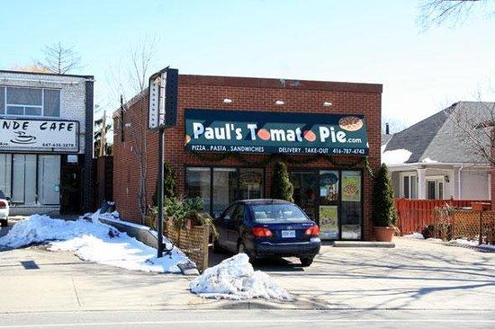 Paul's Tomato Pie