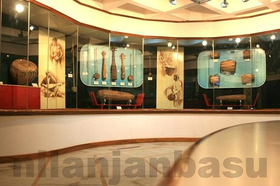 Don Bosco Centre for Indigenous Cultures: Musical Instruments Gallery at Don Bosco Museum