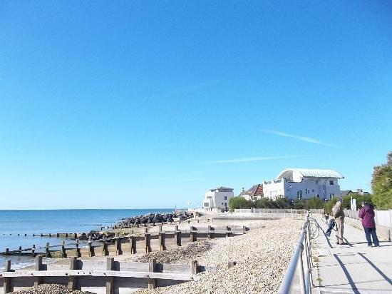 BEST WESTERN Beachcroft Hotel: The Beach