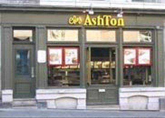 Restaurant Ashton Quebec City