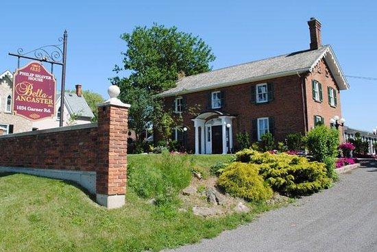Bella of Ancaster - Philip Shaver House