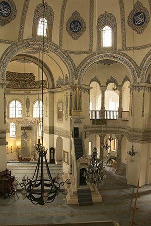 Kucuk Ayasofya Camii (Church of the Saints Sergius and Bacchus): Малая София