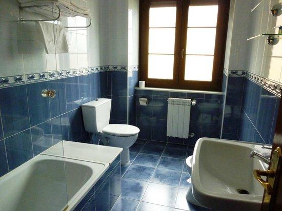 Hotel Ribadesella Playa: bagno