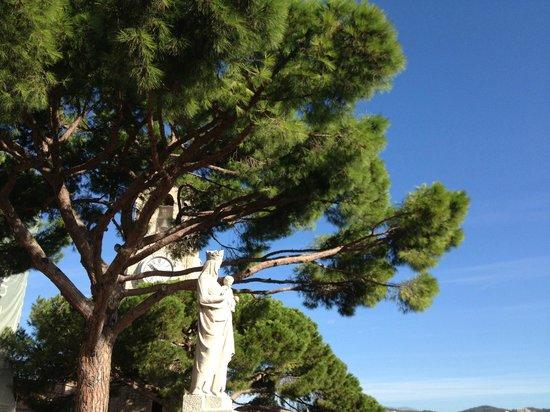 Musee de la Castre: LA VIERGE