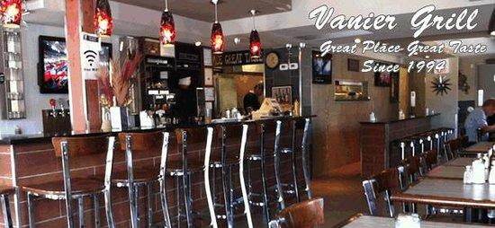 Vanier Grill
