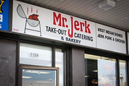 Mr Jerk
