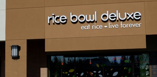 Rice Bowl Deluxe