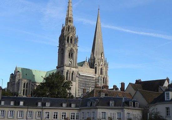 Tour de la Cathédrale de Chartres : シャルトル大聖堂2