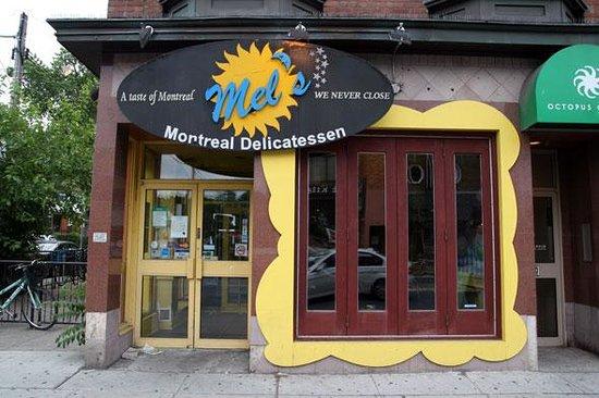 Montreal Deli & Greek Grill