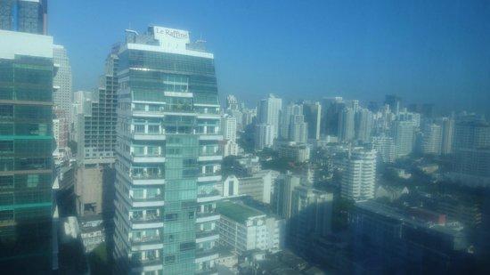 Bangkok Hotel Lotus Sukhumvit: View form Room
