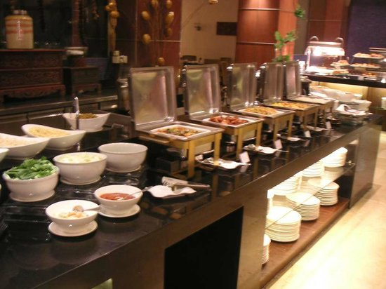 Grand Sahid Jaya Hotel : 朝食