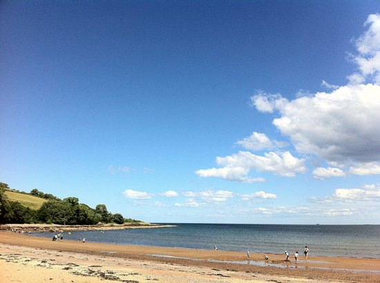 Rosemarkie Beach - late July 2013