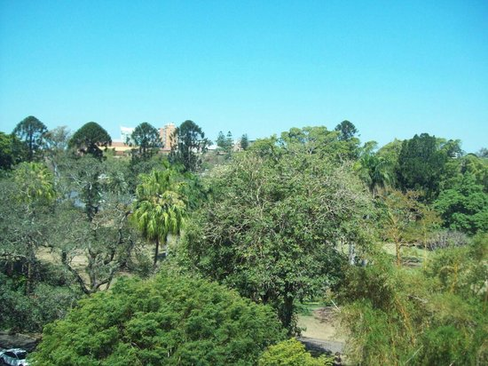 Royal On The Park: View of Botanical Gardens from Room 626