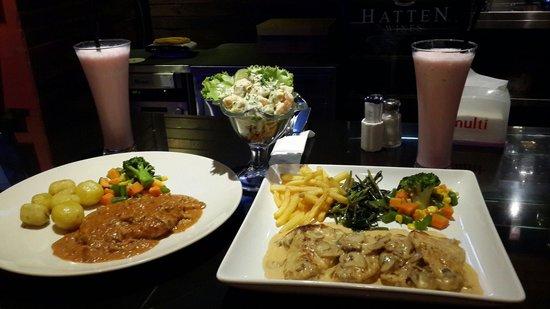 Rocket Bar and Restaurant