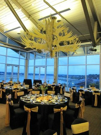 Lakeway Resort and Spa : Vistas Ballroom