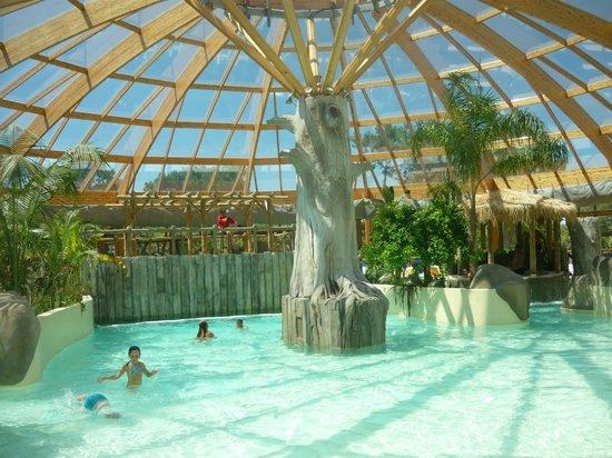 Camping Airotel L'Océan : piscine aquatique excellent