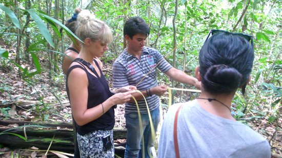 Amazon Backpackers : Trekking