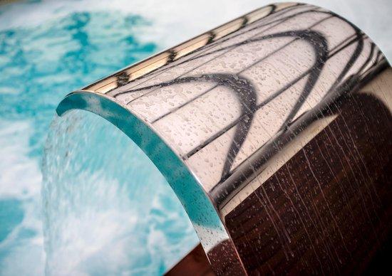 Hospes Amerigo: Rooftop pool