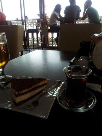 Измир, Турция: вид из кафе