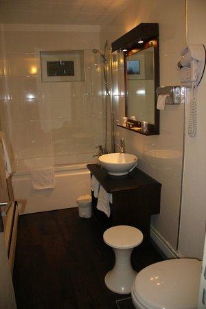 Le Relais de Montigny : Salle de bains