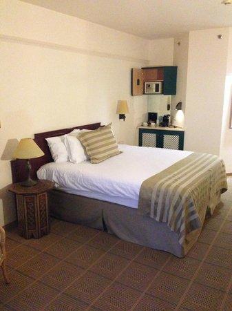 Herods Vitalis Spa Hotel Eilat: Very comfortable bed